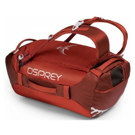 OSPREY Transporter 40 II Cestovní taška 2v1 OSP2106045204 ruffian red