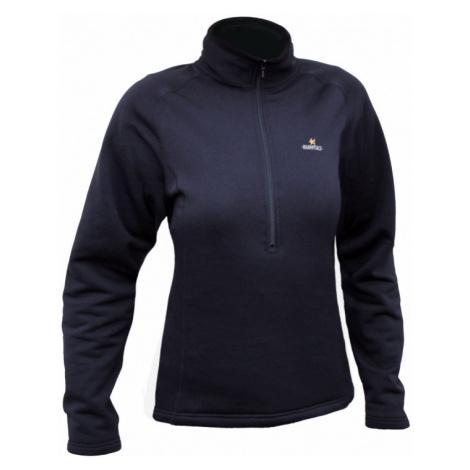 Dámský pulover Warmpeace Fram Lady Powerstretch black
