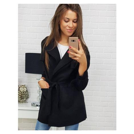 DStreet kabát dámský RUSH BLACK (ny0121)