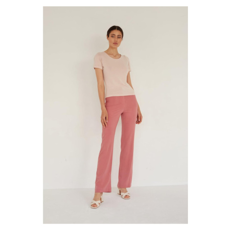 Seriously Woman's Trousers Marlen Powder