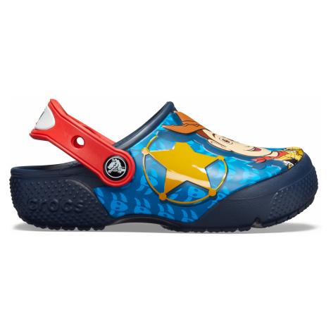 Crocs CrocsFL Buzz Woody Clog K Navy C6