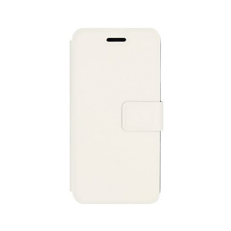 iWill Book PU Leather Case pro Apple iPhone 7 / 8 / SE 2020 White
