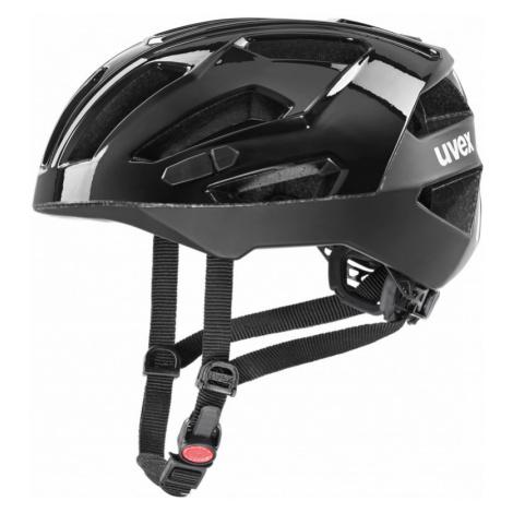 Cyklistická helma Uvex Gravel-X all black