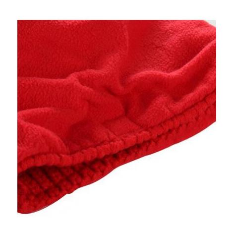 Unisex čepice Alpine Pro GARBINE - červená
