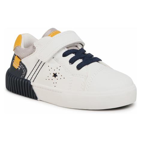 Sneakersy ACTION BOY - AVO-297-016 White