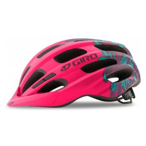 Dětská cyklistická helma Giro Hale Matte Bright Pink