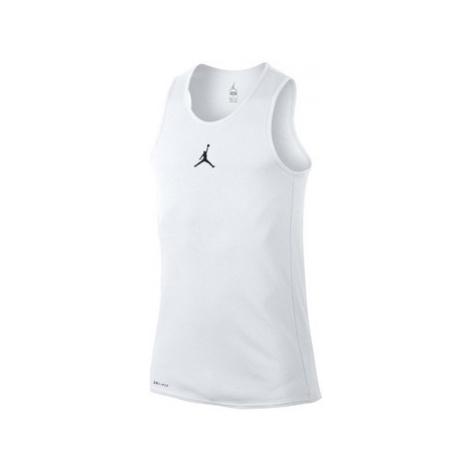 Nike Jordan Rise Drifit Tank Bílá