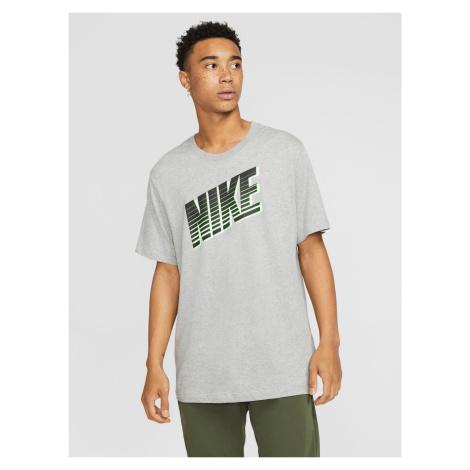 Sportswear Triko Nike Šedá