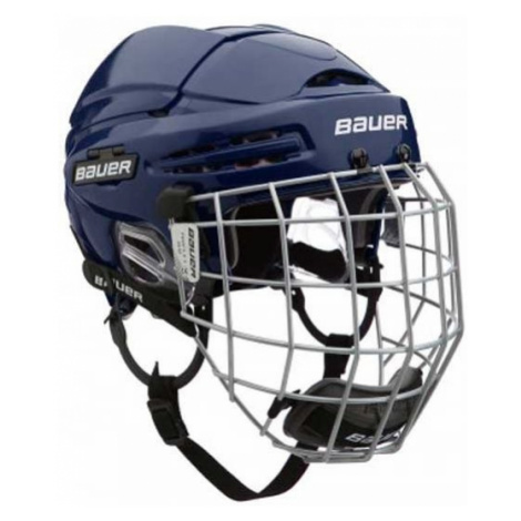 Bauer 5100 COMBO modrá - Hokejová helma