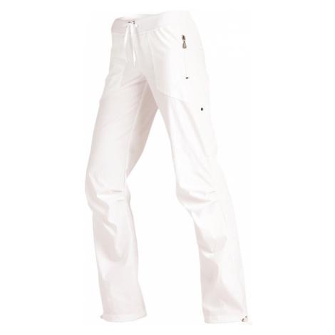 LITEX Kalhoty dámské dlouhé bokové. 99570100 Bílá