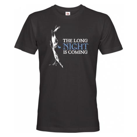 Pánské tričko Night King - White Walker - motiv ze seriálu Hra o trůny BezvaTriko