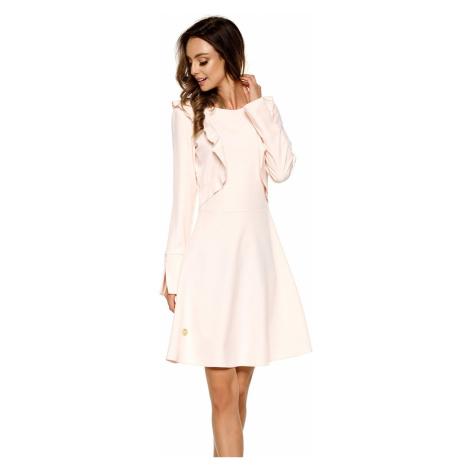 Světle růžové šaty L271 Lemoniade
