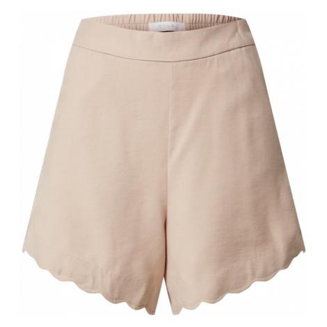 VILA Kalhoty 'VIJAJULES' velbloudí / béžová