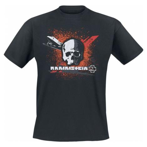 Rammstein Ins Verderben Tričko černá