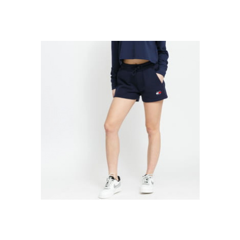 TOMMY JEANS W Badge Sweatshort navy Tommy Hilfiger