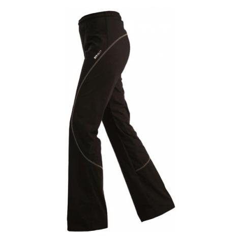 Dámské kalhoty dlouhé do pasu Litex 99580 | černá