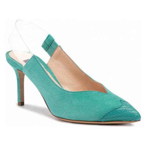 Zelené sandály - PINKO