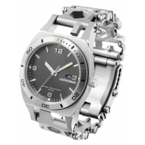 Multitool Leatherman TREAD® TEMPO silver