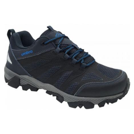 Umbro DOCKER modrá - Pánská treková obuv