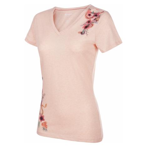 MAMMUT Zephira T-Shirt Women, Candy Melange