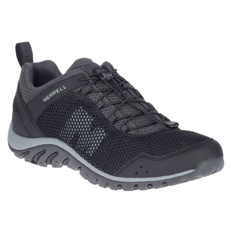 Outdoorové boty Merrell · Breakwater Černá / Šedá