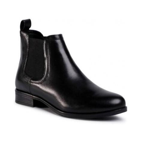 Kotníkové boty Lasocki EST-PETRA-10 Přírodní kůže (useň) - Lícová
