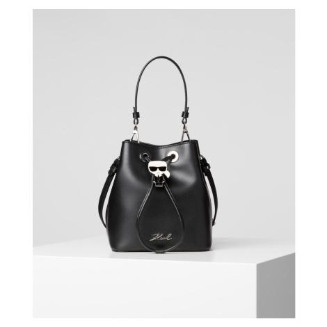 Taška Karl Lagerfeld Ikonik Bucket Bag