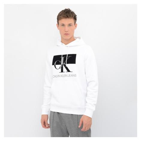 Calvin Klein pánská bílá mikina