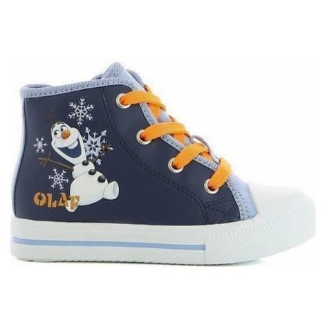 Ledové království -  modré chlapecké tenisky Disney