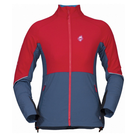 Bunda High Point Gale Lady Jacket red/blue shadow