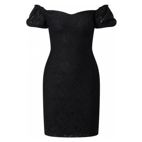 GUESS Šaty 'Rosita' černá
