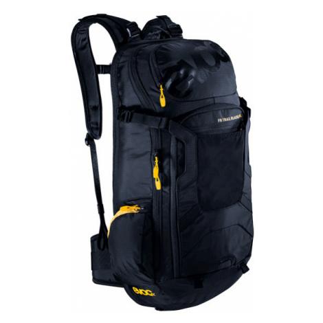 Cyklistický batoh EVOC FR TRAIL BLACKLINE 20l černý, S