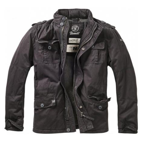 Britannia Winter Jacket - black Brandit