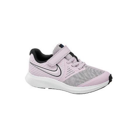 Světle fialové tenisky na suchý zip Nike Star Runner 2