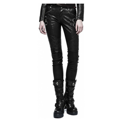 PUNK RAVE K-297 Mantrap leather