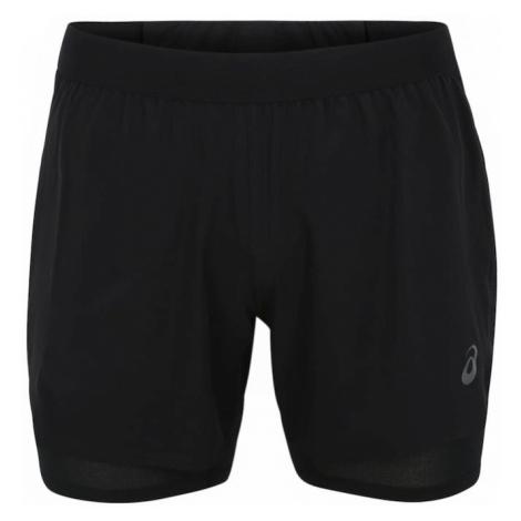 ASICS Sportovní kalhoty 'ROAD 2-N-1' černá