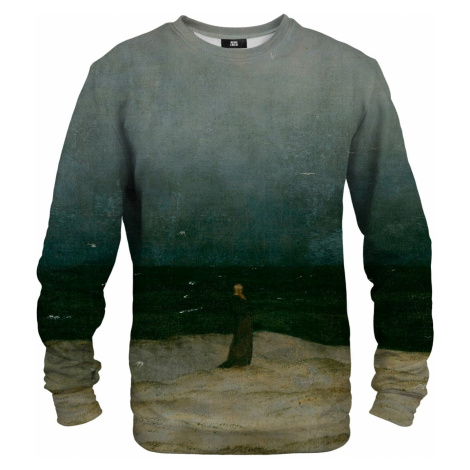 Mr. GUGU & Miss GO Unisex's Sweater S-PC1138 Navy Blue