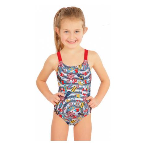 Jednodílné dívčí plavky Litex 57532   viz. foto