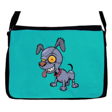 Taška přes rameno Zombie pes