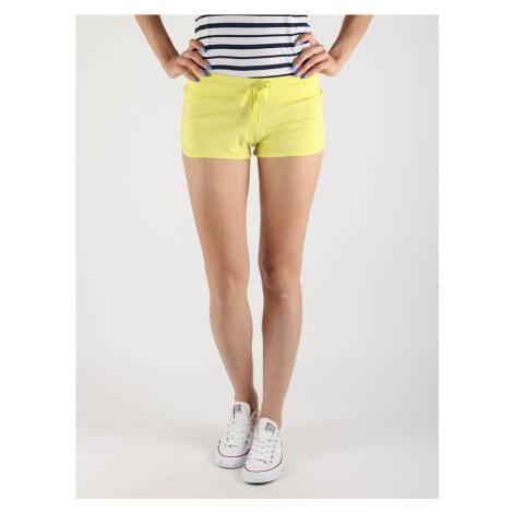 Šortky Terranova Pantalone Corto Žlutá