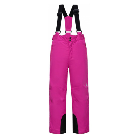 Dětské kalhoty Alpine Pro SEZI 2 - růžová