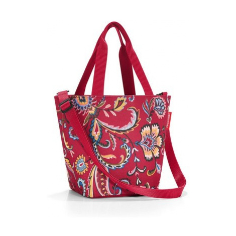Taška a kabelka Reisenthel Shopper XS Paisley ruby