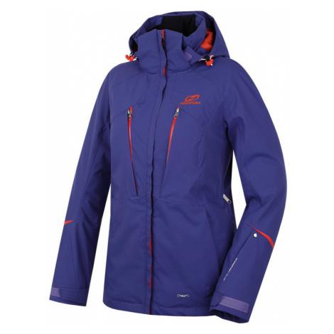HANNAH Ashley Dámská lyžařská bunda 215HH0008HJ03 Navy blue