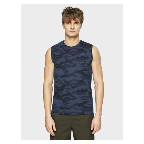 Pánské tričko bez rukávů 4F