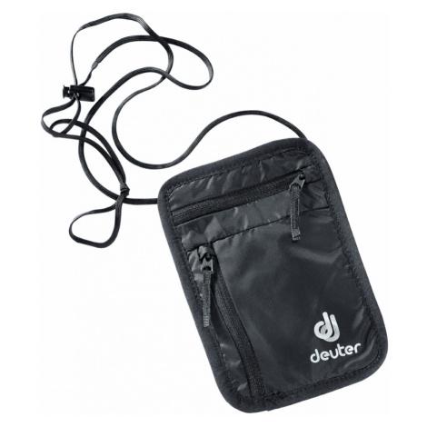 Sportovní Peněženka Deuter Security Wallet I Černá