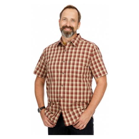 Bushman košile Keene burgundy