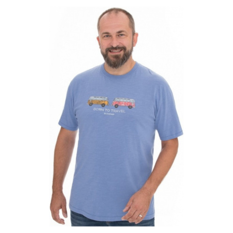 Pánské tričko BUSHMAN MIDLAND modrá