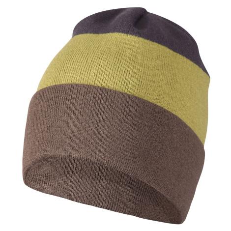 Husky Cap 24, šedá/tm. zelená Pánská čepice