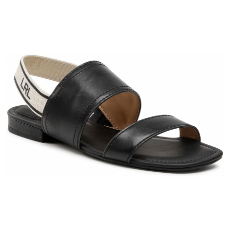 Sandály LAUREN RALPH LAUREN - Karter 802835052001 Black