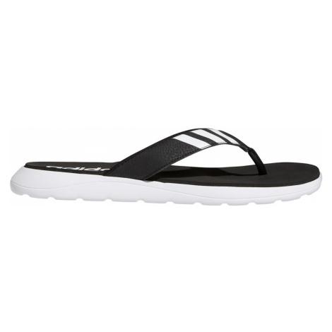 Žabky adidas Comfort Černá / Bílá